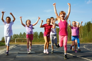 motivate kids to be active