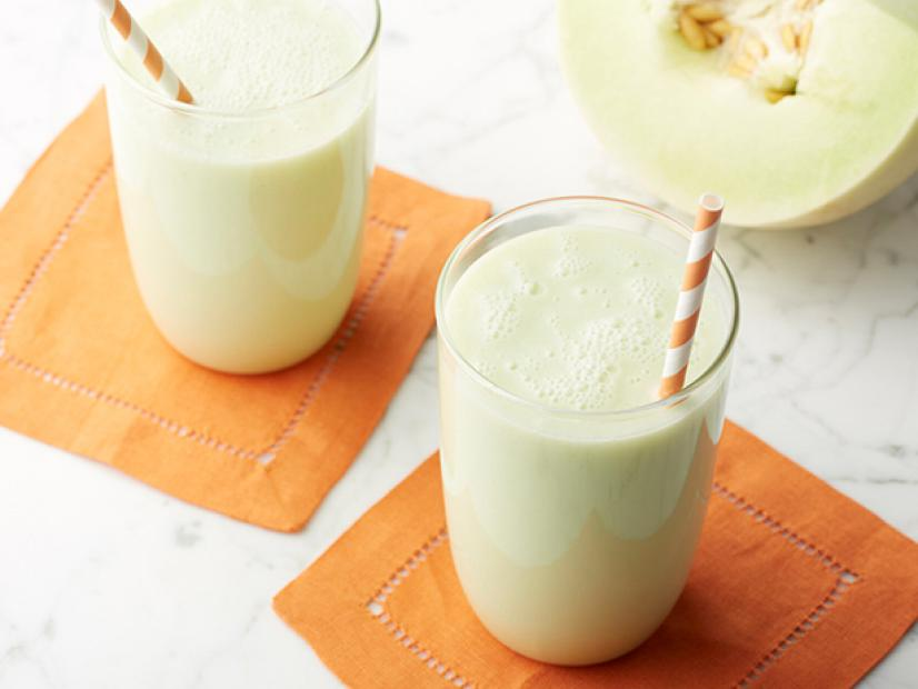 Honeydew Grape Watermelon Milk