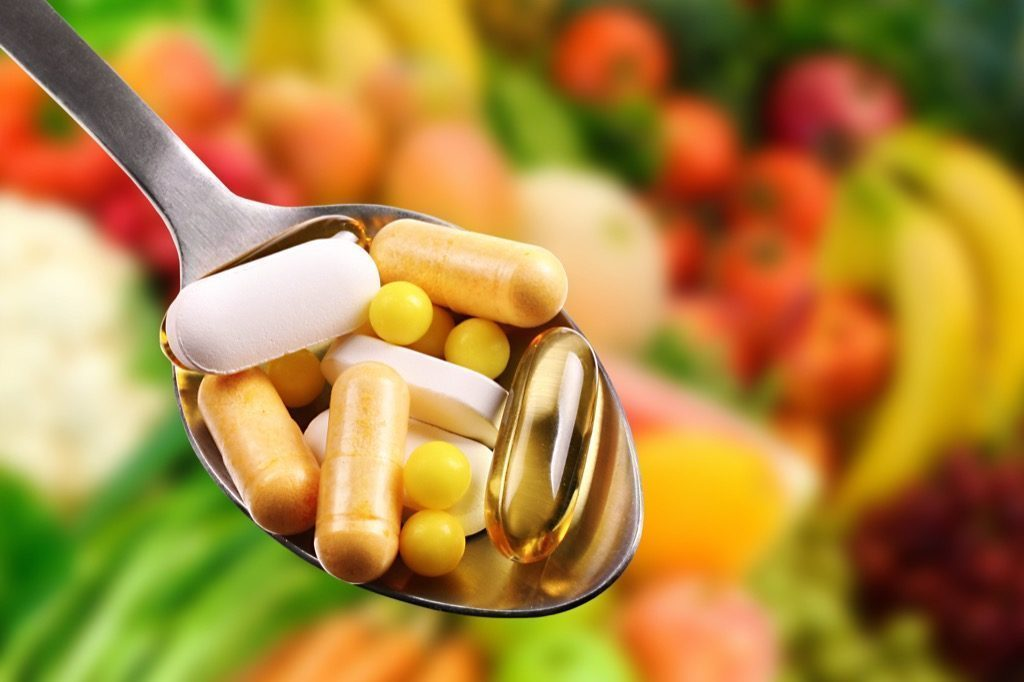 Supplements Boost Nutrition Levels