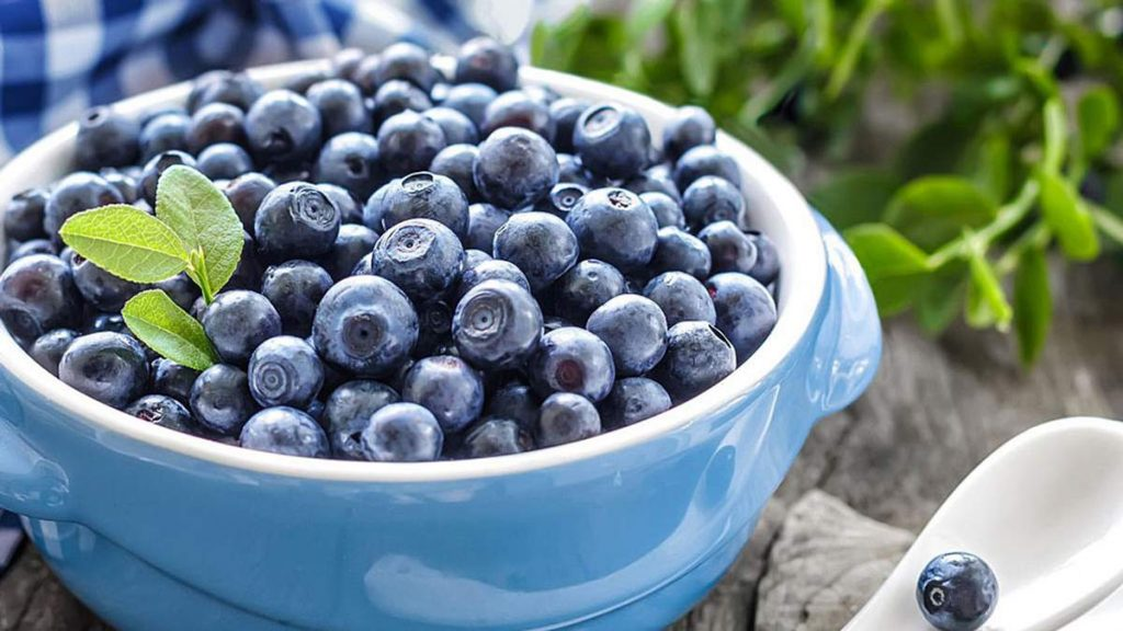 5 Foods for Clear Skin